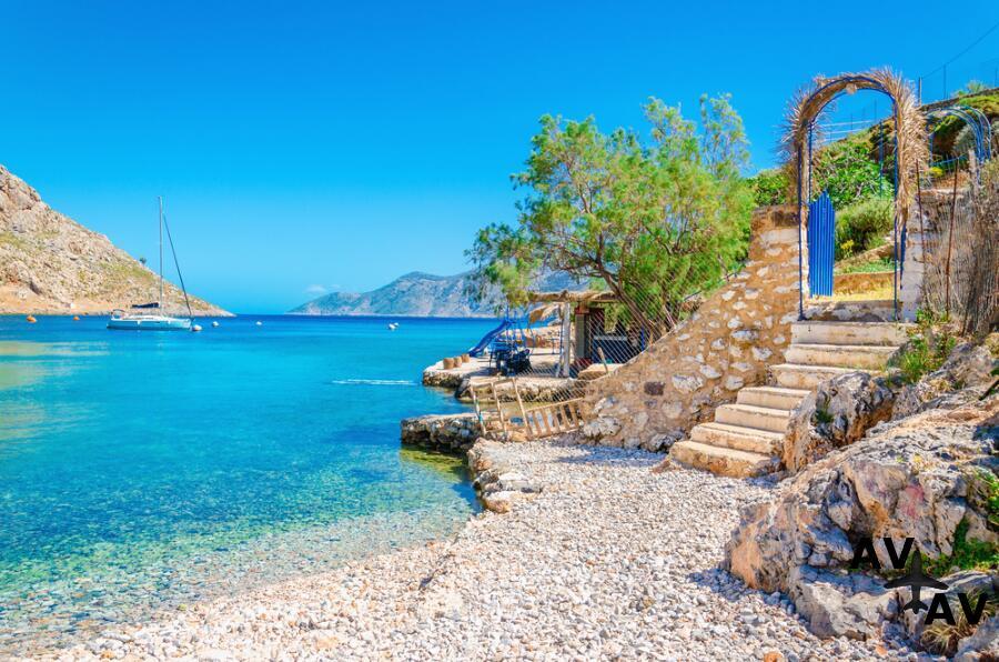 Где лучше отдыхать в Греции?