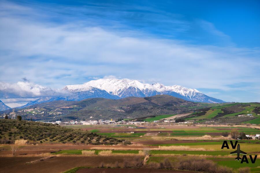 Как объединить любовь к Греции и горным лыжам? Едем на Парнас!