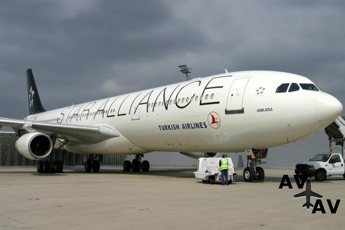 Turkish Airlines запускает рейс в Салоники
