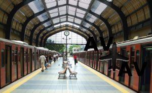 В Афинах откроется новая линия метро